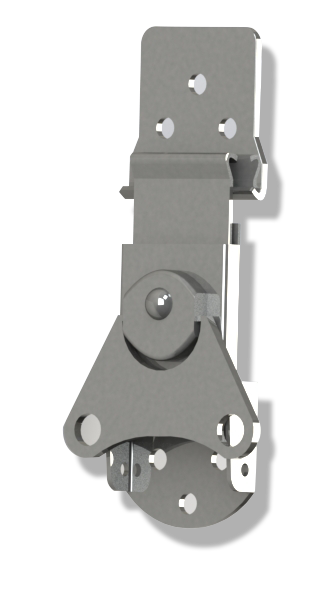 Case Rotary Draw Latch
