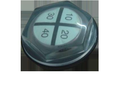 Transit Case Humidity Indicator