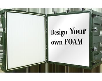 Customized Foam Cases