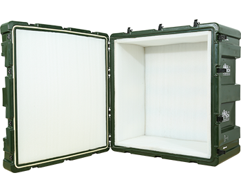 Equipment Cases with Foam